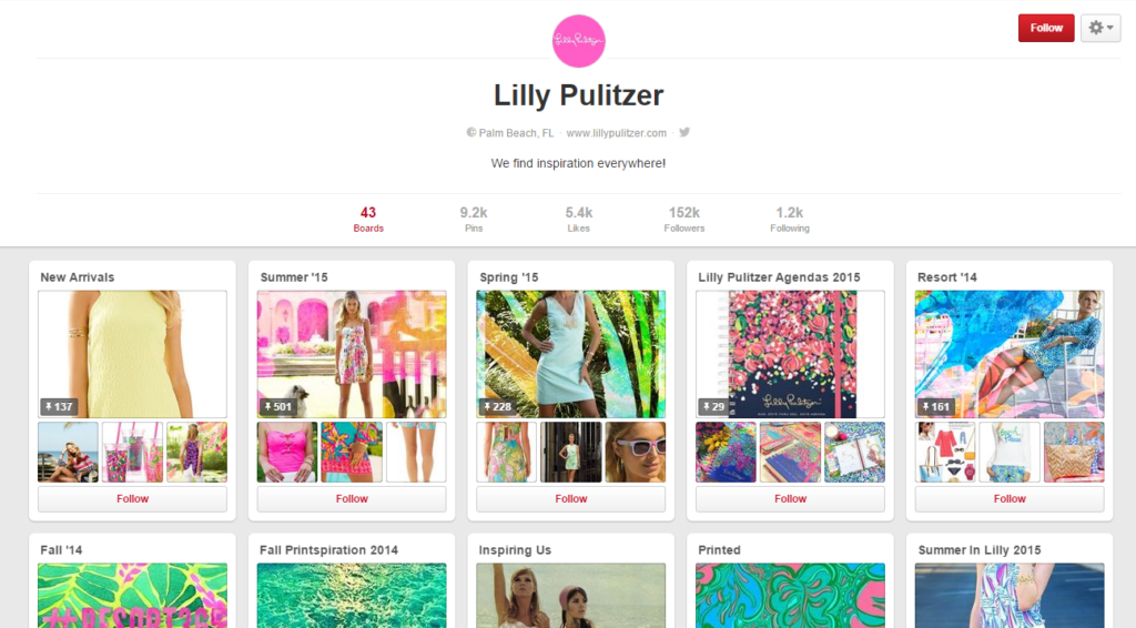 Lily-pulitzer-pinterest-example
