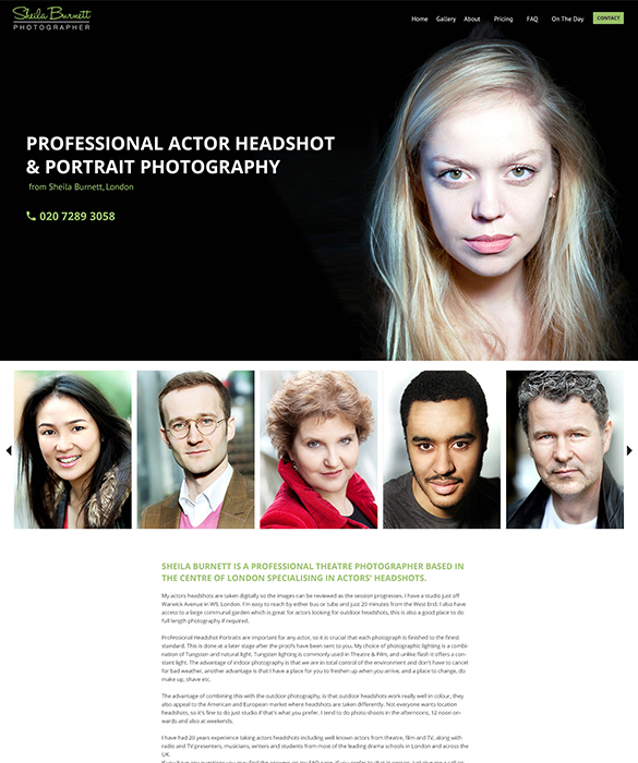 Sheila Burnett Photography Portfolio