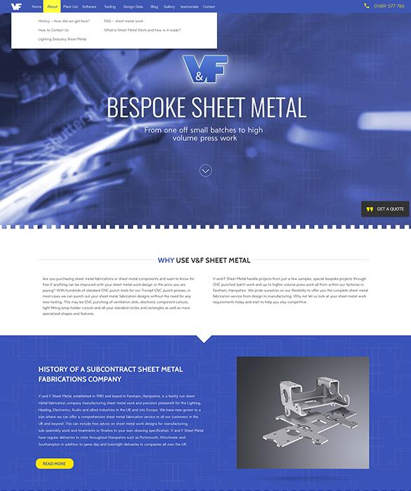 V&F Sheetmetal Co. Ltd Gallery