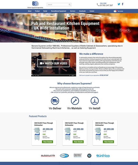 Barcare Supreme Ltd Portfolio