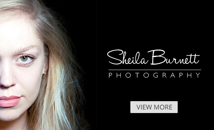 Sheila Burnett Photography Web Design Case Study