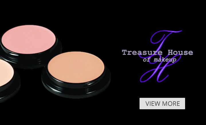 Treasure House of Makeup Web Design Case Study