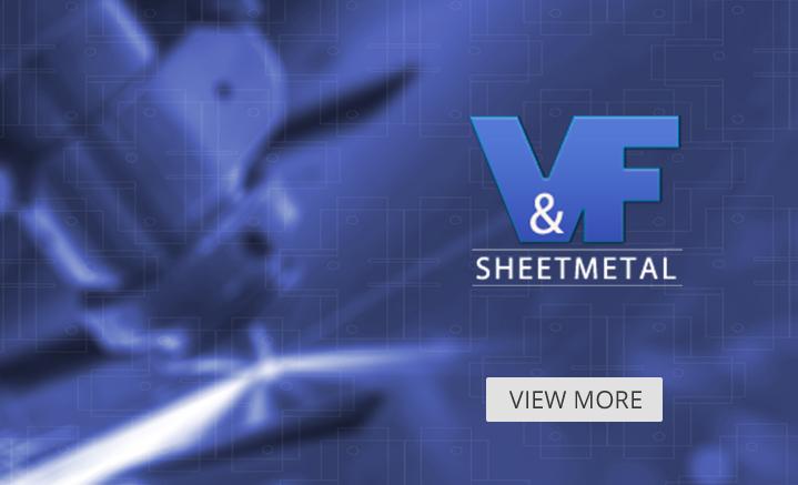 V& F Sheet Metal Web Design Case Study