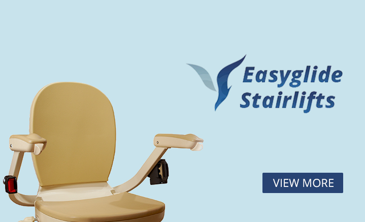 Easyglide Stairlifts Web Design Case Study