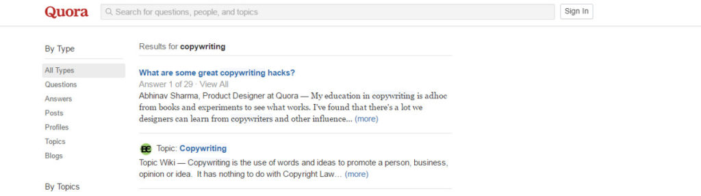 quora-answers