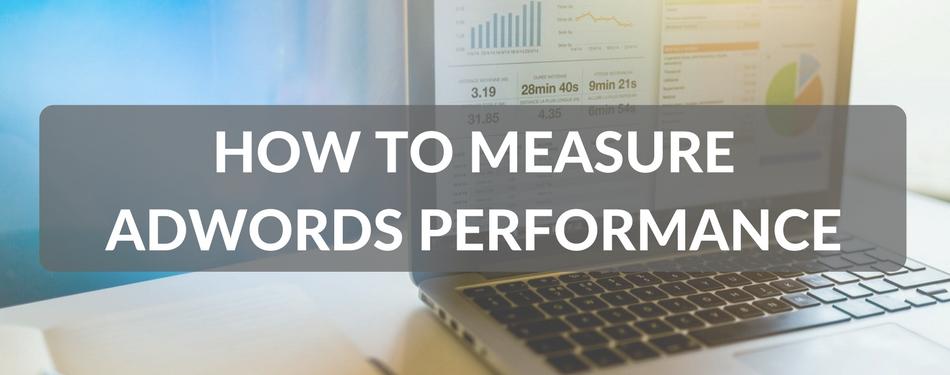 adwords performance