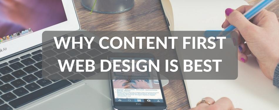 Content First Web Design